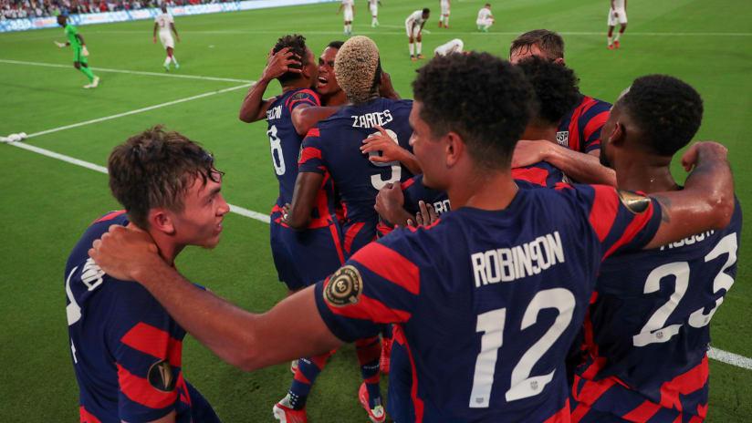Recap: USA 1, Qatar 0