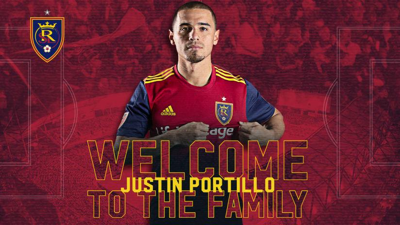 Justin Portillo - Real Salt Lake