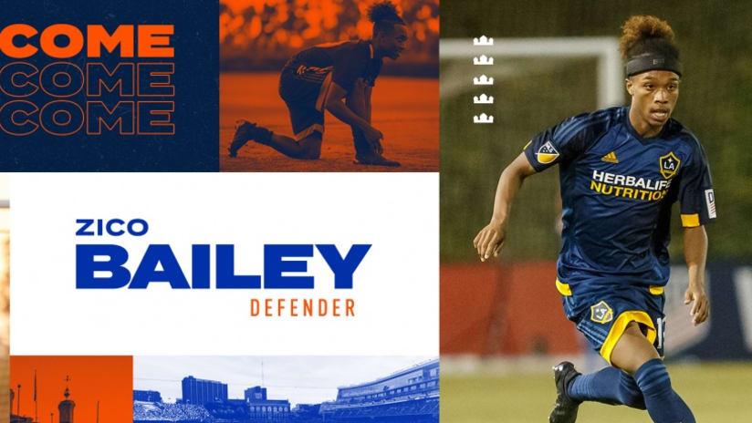Zico Bailey - FC Cincinnati
