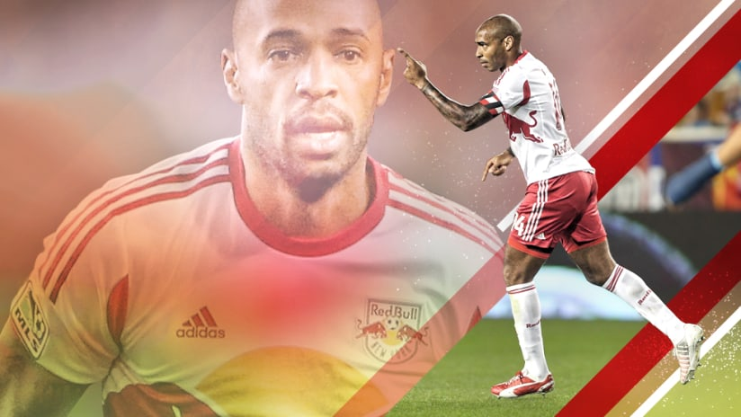 Thierry Henry - Memories story ahead of All-Star Game