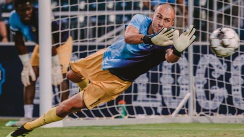 Timbers sign goalkeeper Logan Ketterer on loan from El Paso Locomotive FC