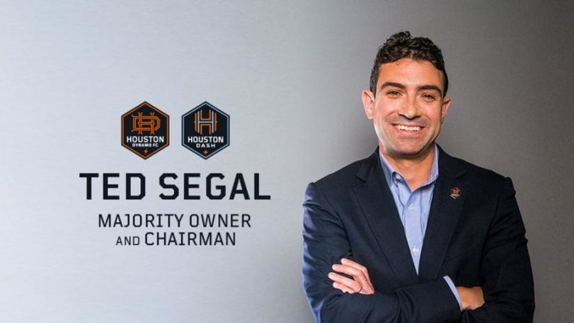 Ted Segal - Houston Dynamo owner