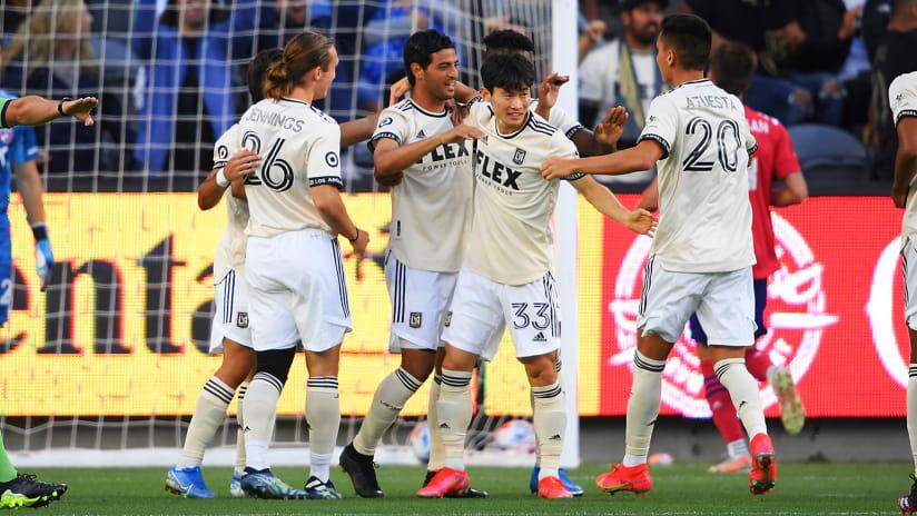 Recap: LAFC 2, FC Dallas 0