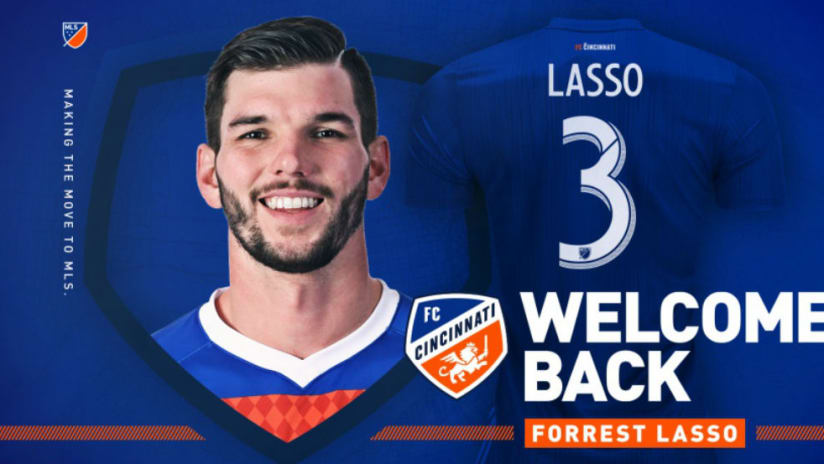Forrest Lasso - signing announcement - THUMB ONLY