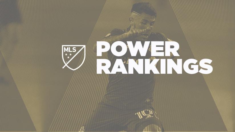 Power Rankings - Alejandro Pozuelo - Toronto FC