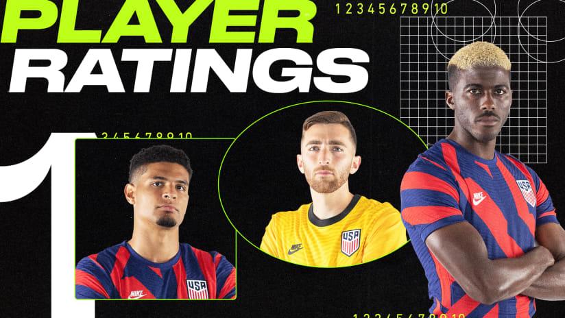 USMNT player ratings: Matt Turner, Gyasi Zardes send US to Gold Cup Final
