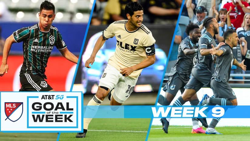 Vote for AT&T Goal of the Week - MLS Week 9