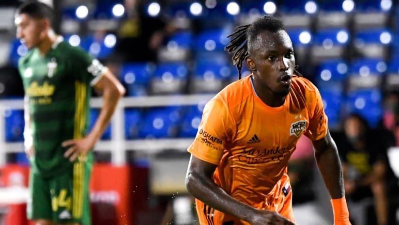 Alberth Elis - MLS is Back - closeup