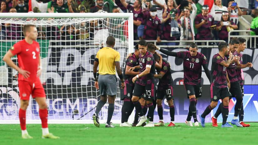 Recap: Mexico 2, Canada 1