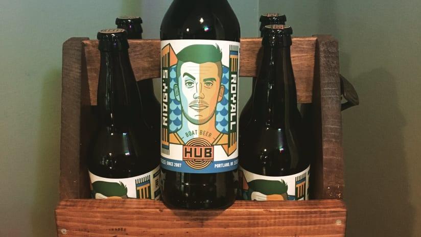 Liam Ridgewell Beer