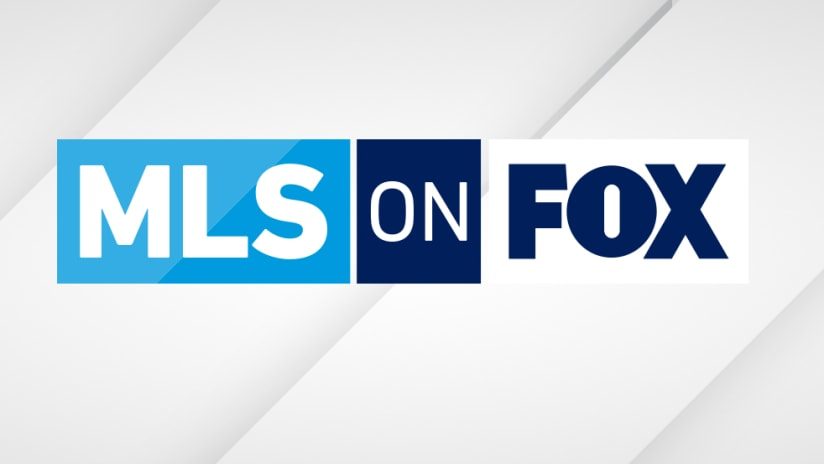 MLS on FOX - promo graphic