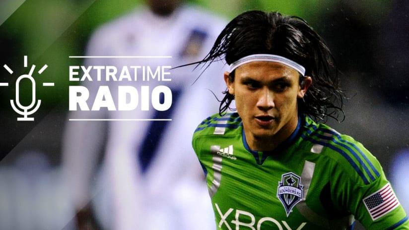 Fredy Montero - ExtraTime Radio overlay
