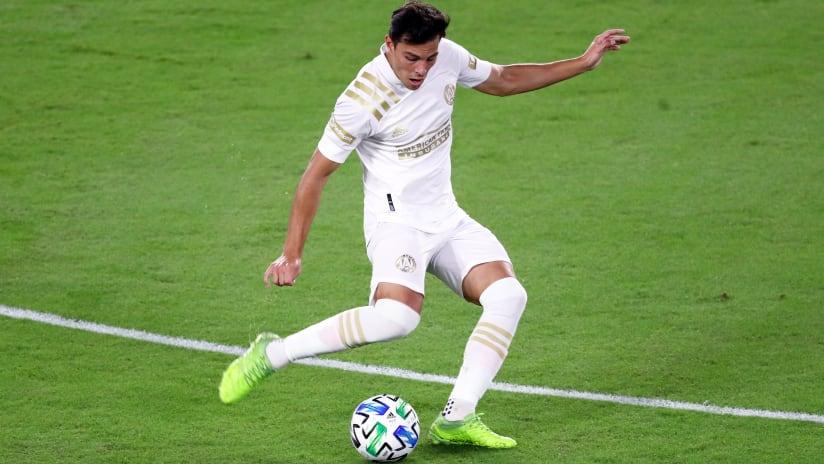 Fernando Meza - Atlanta United