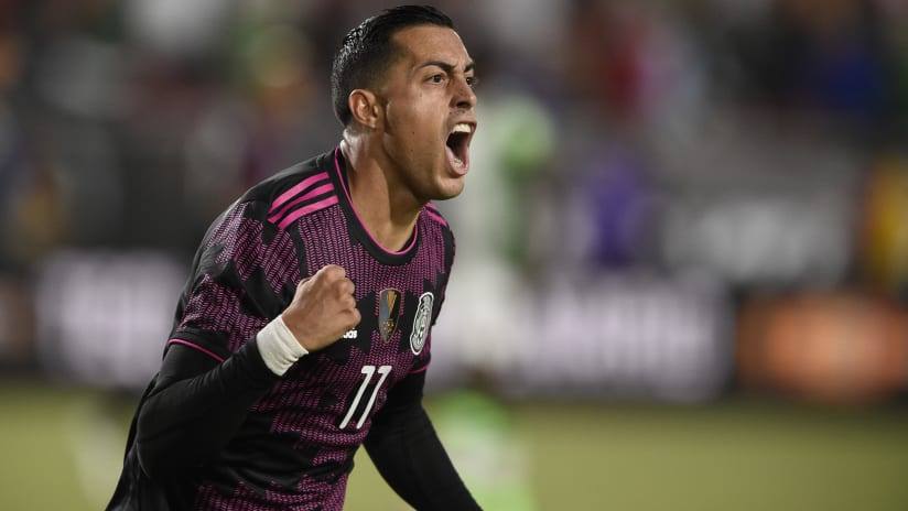 Mexico's Rogelio Funes Mori passed through FC Dallas on his way to stardom