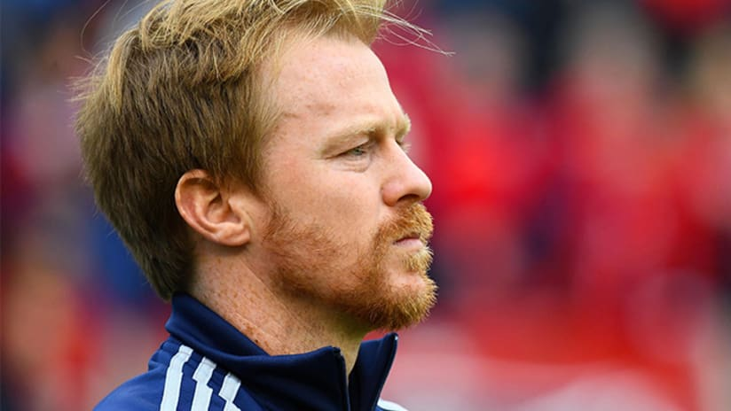 Dax McCarty - Chicago Fire - October 15, 2017