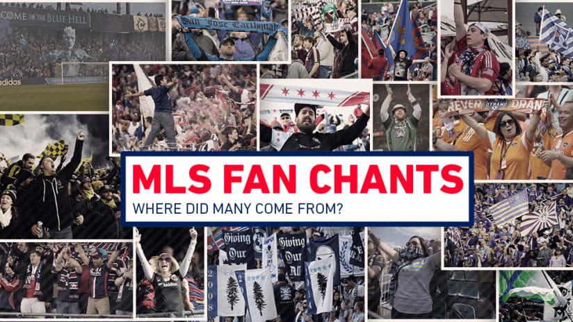 MLS Global Fan Chants DL image