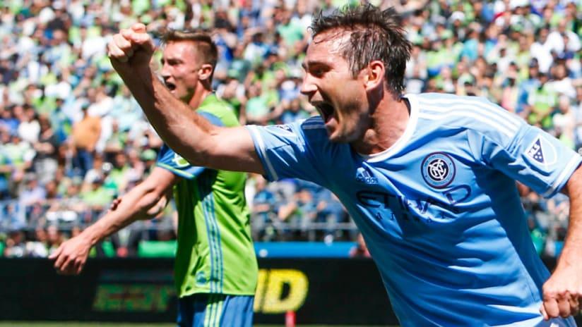 Frank Lampard - New York City FC - June 25, 2016