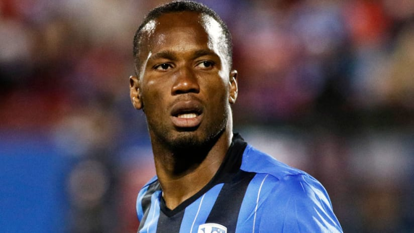 Didier Drogba - Montreal Impact - March 19, 2016