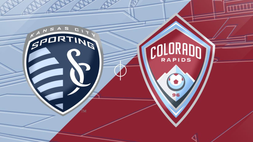 Sporting Kansas City vs. Colorado Rapids - Match Preview Image