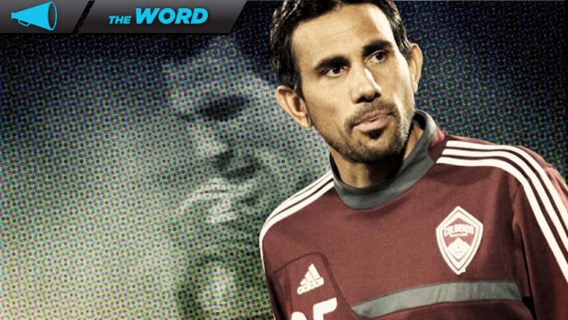 The Word: Pablo Mastroeni