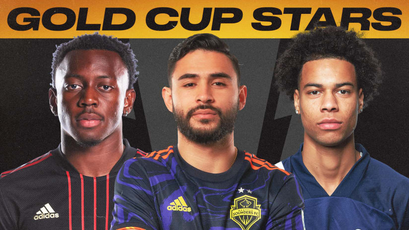 Seven MLS players who shined at the 2021 Gold Cup