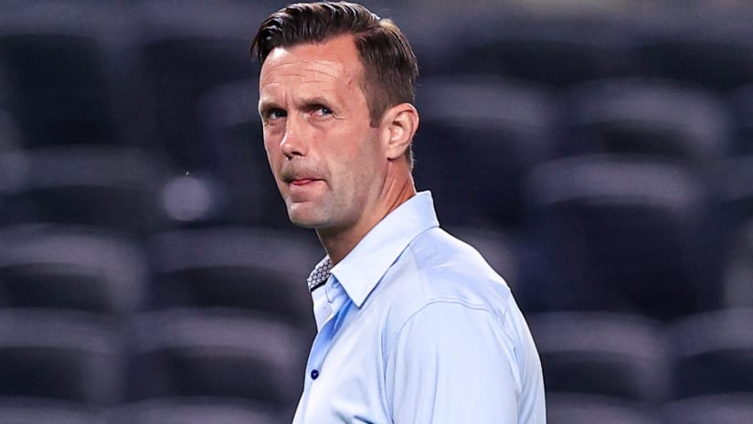 Ronny Deila admits NYCFC have lost confidence in attack after Red Bulls defeat