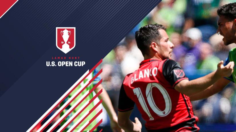 US Open Cup: Sebastian Blanco - Portland Timbers - Cristian Roldan - Seattle Sounders