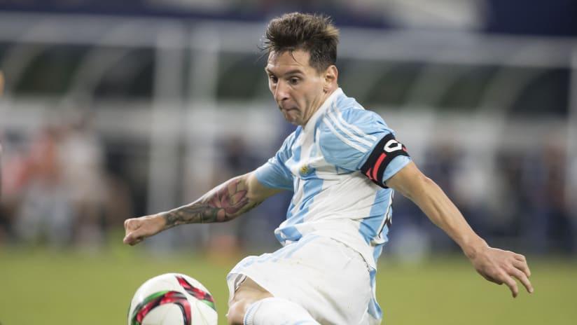 Lionel Messi - Argentina - Sept 2015