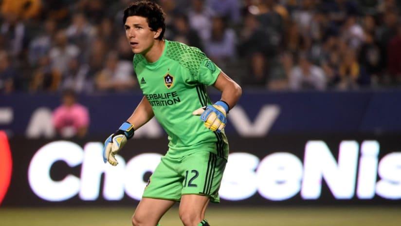 Brian Rowe - LA Galaxy