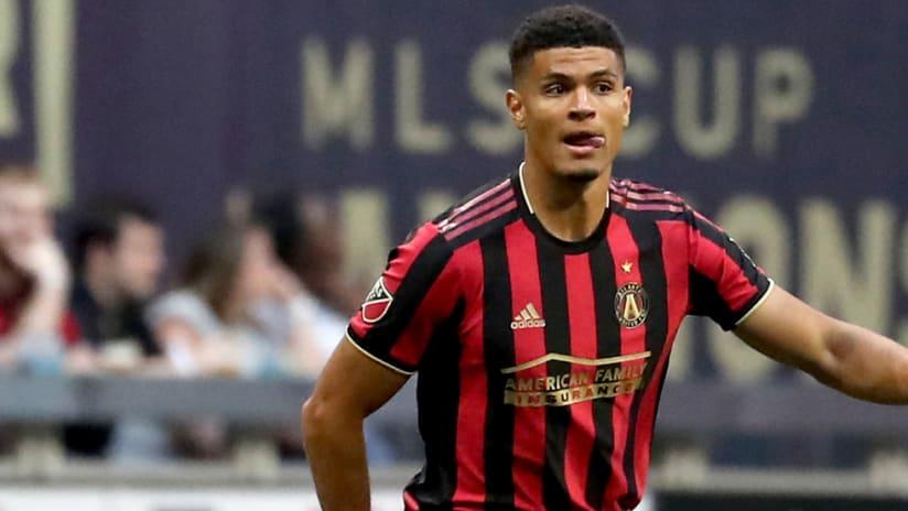 Miles Robinson – Atlanta United –tight shot