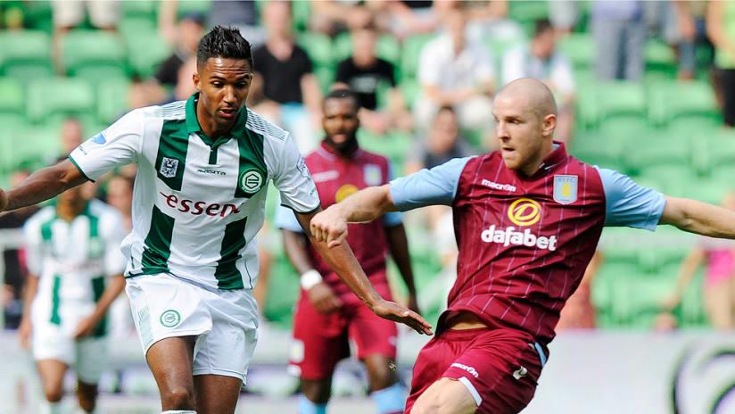 Danny Hoesen - FC Groningen - Loose Ball