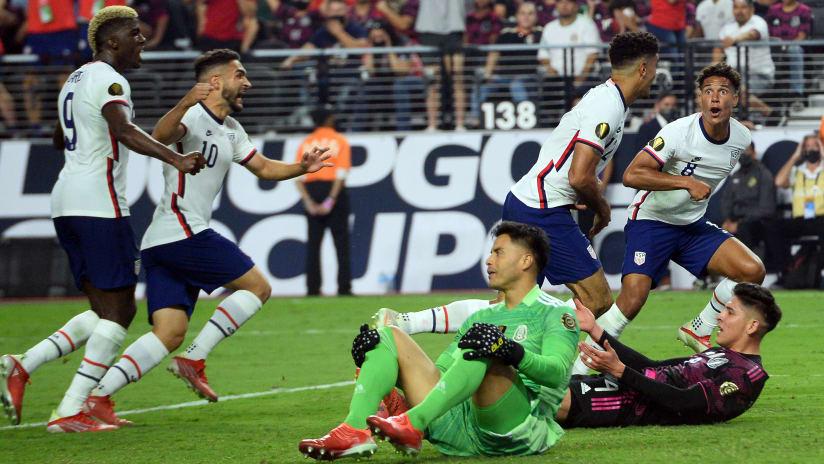 Herculez Gomez: USMNT Gold Cup win a triumph for MLS