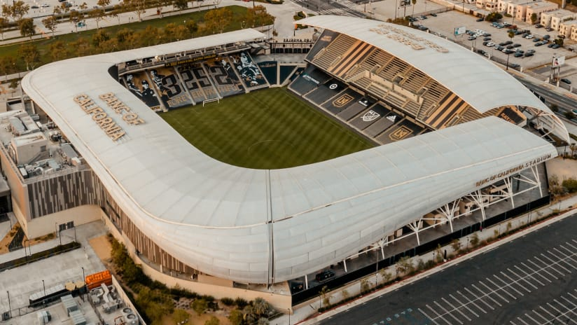 LAFC to host over 700 essential workers and families for preseason game