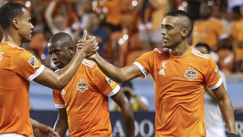Juan David Cabezas - Mauro Manotas - Houston Dynamo - Sept. 15, 2018