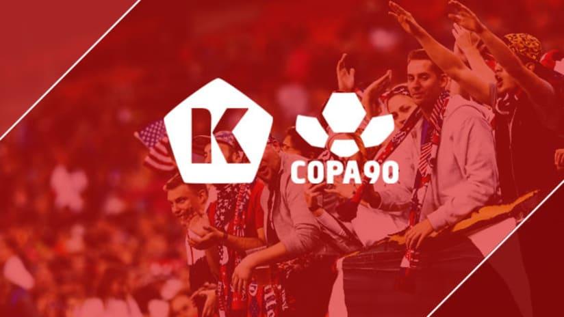 KICKTV and Copa90