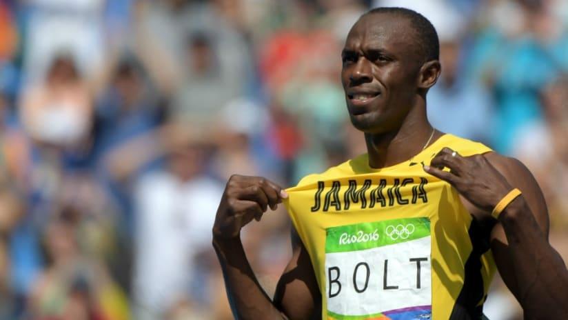 Usain Bolt - Jamaica - 2016 Olympics