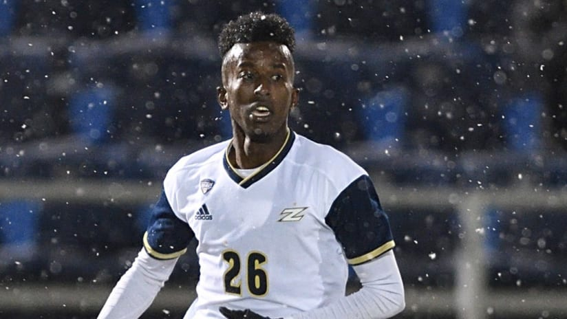 Abdi Mohamed - University of Akron