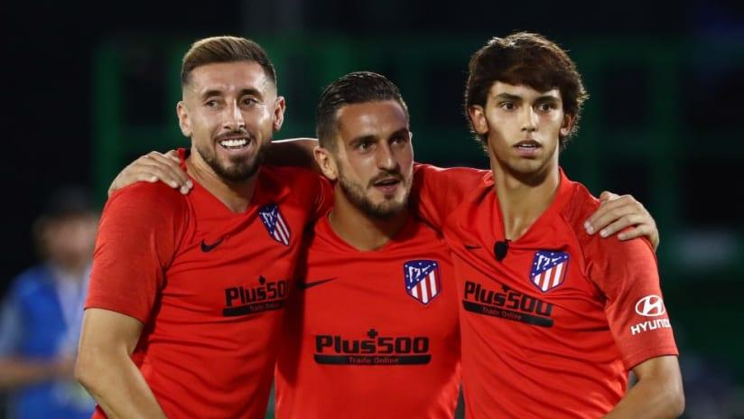 Atletico Madried - Skills challenge