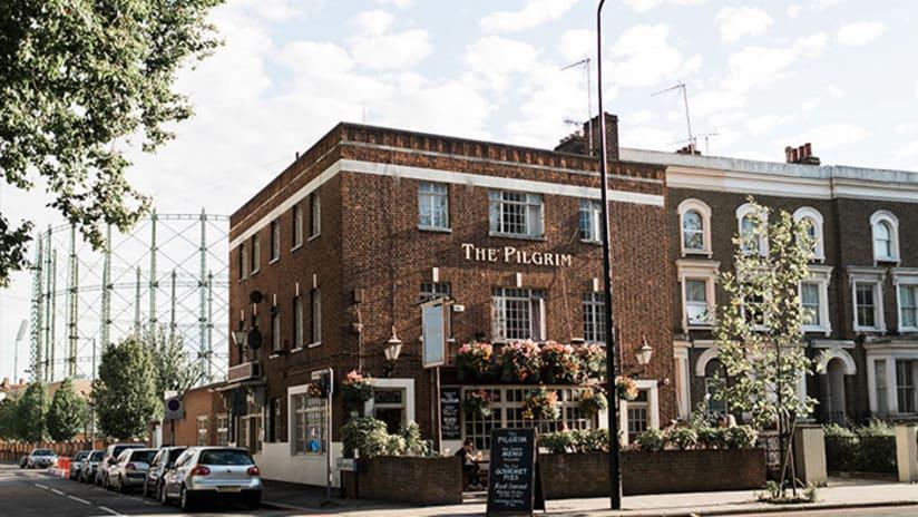 The Pilgrim Pub - London