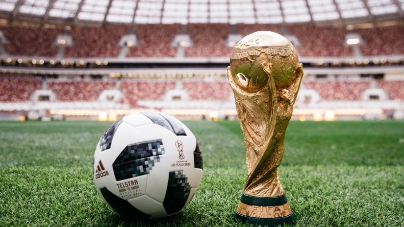 Telstar 18 - World Cup - adidas ball - promo