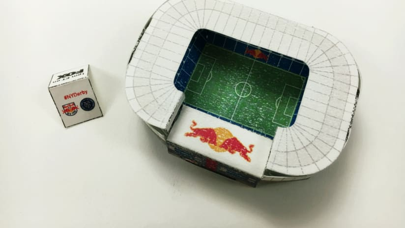 Red Bull Arena cutout