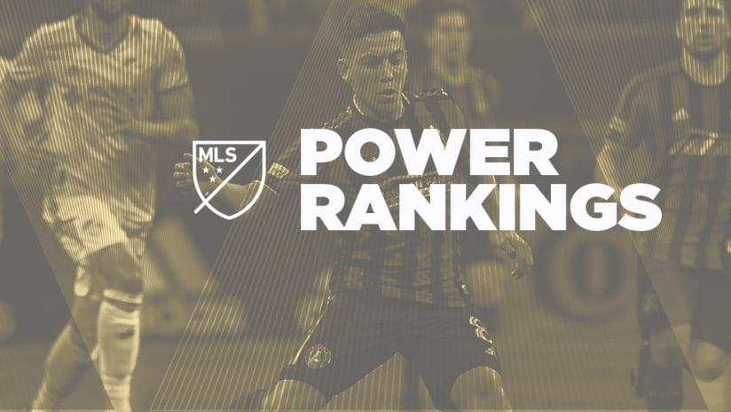 Ezequiel Barco - Atlanta United - Week 2 power rankings