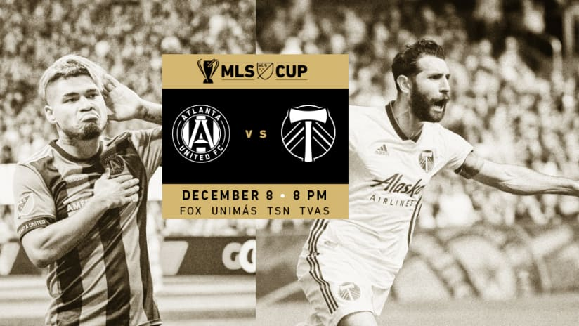 MLS Cup - 2018 - matchup image - ATLvPOR