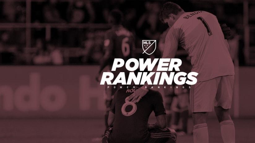 Power Rankings - Orlando City - upset