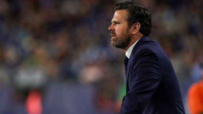 Greg Vanney – Toronto FC coach –profile