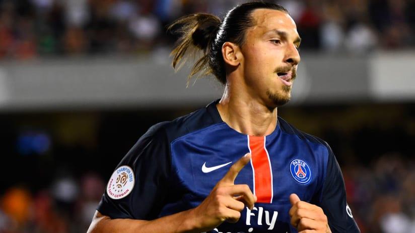Zlatan Ibrahimovic - Paris Saint-Germain