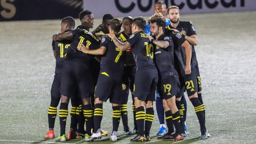 Columbus balancing CCL mission, MLS season's quick turnaround