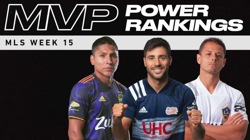 MLS MVP Power Rankings: Seattle's João Paulo enters the mix with league's elite