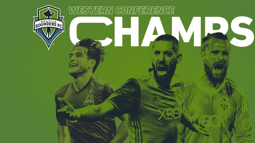 Playoffs - 2017 - Western Conference Champs - Seattle