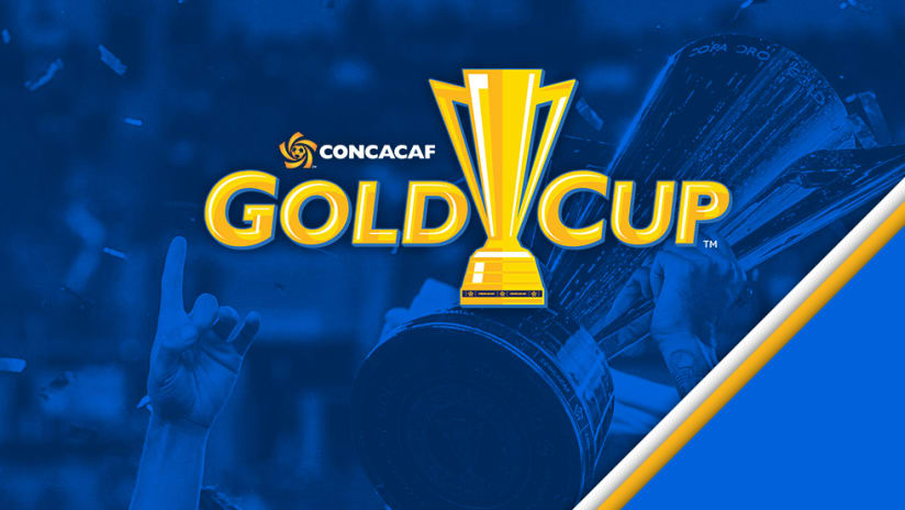 Gold Cup DL for announcement